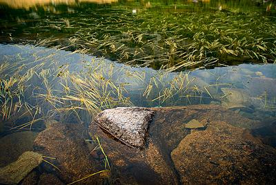 а това е Безбожкото езеро